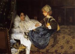 Alma Tadema Always Welcome