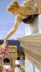 Allma Tadema God Speed