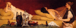 Alma Tadema The Siesta