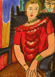 The Red Blouse, 1936