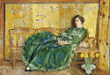 April (The Green Gown), 1920