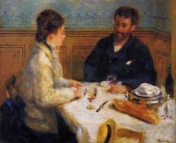 The luncheon 1879 xx barnes foundation merion pennsylvania