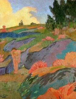 Melancholy, 1890