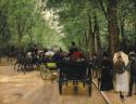 Bois de Boulogne, 1893