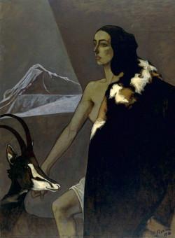 Chasseresse, 1920