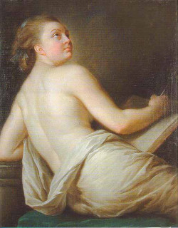Allegory of Poetry, 1774