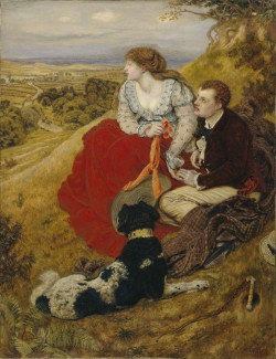 Byron's Dream, 1874