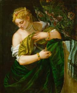 Lucretia, 1580-1583