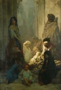 La Siesta, Memory of Spain - circa 1868