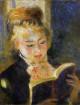 Woman reading 1876 xx musee dorsay paris