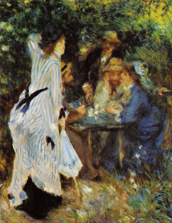 In the garden 1875 xx pushkin museum of fine arts moscow