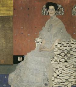 Portrait of Fritza Riedler, 1906