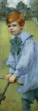 Portrait of Meredith Frampton