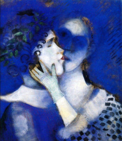 Blue Lovers, 1914