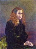 Girl in Green, 1892