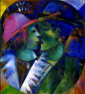 The green lovers, 1916