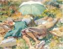 La Siesta, 1907