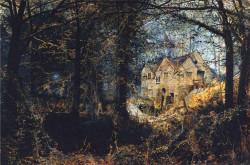 Autumn Glory, the Old Mill, 1869