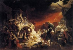 Last Day Of Pompei