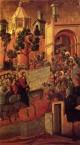 Maesta Entry Into Jerusalem
