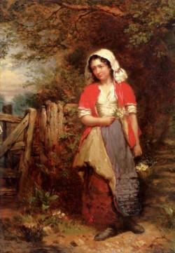 The Primrose Gatherer