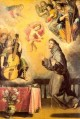 The Vision Of St Anthony Of Padau
