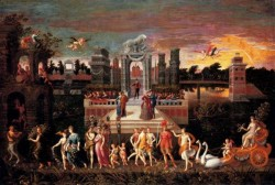 An Allegory Of The Triumph Of Spring