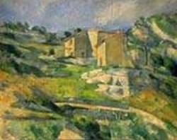 Houses in provence 1880 xx national gallery of art washington
