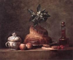 Chardin La Brioche Cake