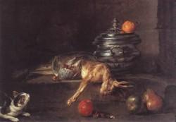 Chardin The Silver Turee