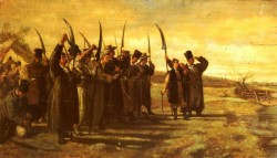 Polish Insurrectionists Of The 1863 rebellion