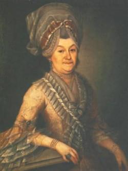 Portrait of tekla bielska 1782 xx lvov picture gallery lvov