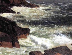 K edwin rough surf mount desert island