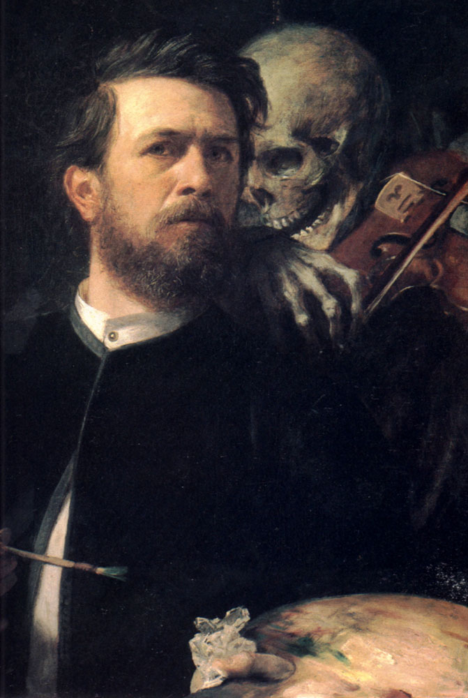 Arnold Bocklin Oil Paintings